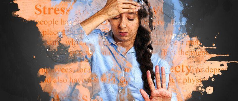 Stress og søvnbesvær